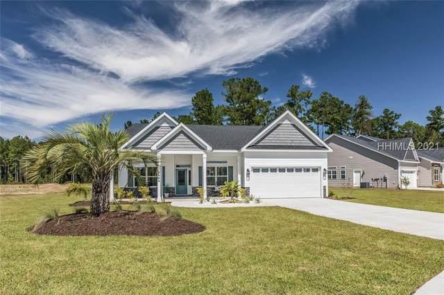 1701 Hearthstone Lake Drive, Hardeeville, SC 29927 (MLS #416177) :: The Etheridge Group