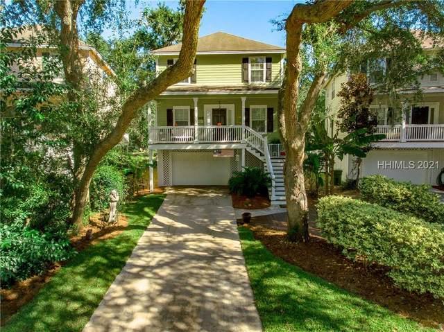 13 Gold Oak Court, Hilton Head Island, SC 29926 (MLS #416185) :: The Etheridge Group