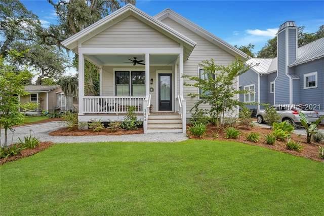2308 Simms Street, Beaufort, SC 29902 (MLS #416225) :: Hilton Head Dot Real Estate