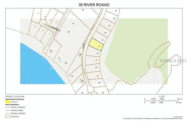 33 River Road, Daufuskie Island, SC 29915 (MLS #416235) :: Hilton Head Dot Real Estate