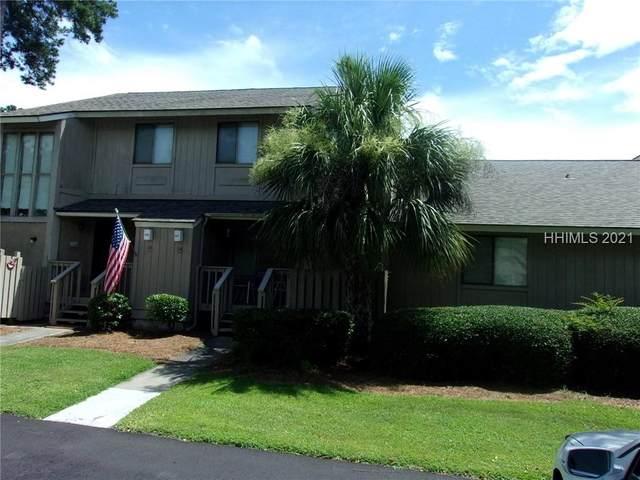 5 Gumtree Road G7, Hilton Head Island, SC 29926 (MLS #416242) :: Hilton Head Dot Real Estate