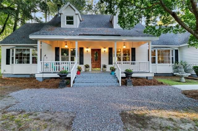 70 Bass Lake Dr, Ridgeland, SC 29936 (MLS #416257) :: Hilton Head Dot Real Estate