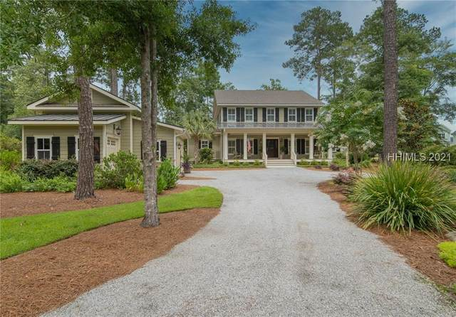7 Pierpoint Lane, Bluffton, SC 29909 (MLS #416259) :: Collins Group Realty