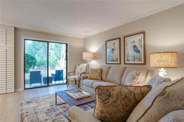 43 Folly Field Road #60, Hilton Head Island, SC 29928 (MLS #416268) :: Hilton Head Dot Real Estate