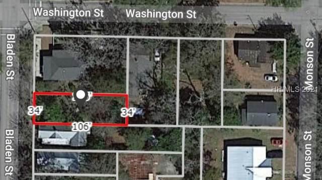 811 Bladen Street, Beaufort, SC 29902 (MLS #416285) :: Hilton Head Dot Real Estate
