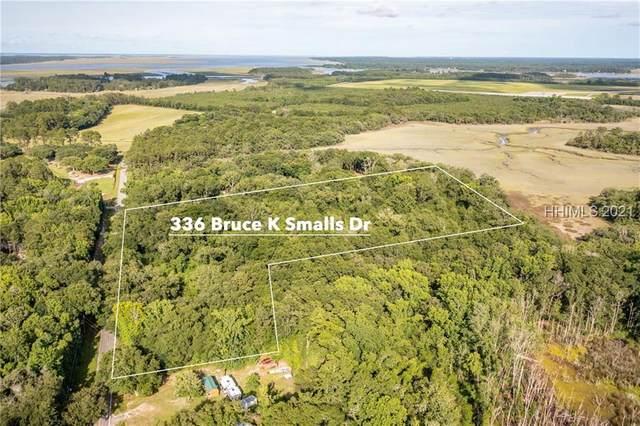 336 Bruce K Smalls Drive, Beaufort, SC 29906 (MLS #416309) :: Hilton Head Dot Real Estate