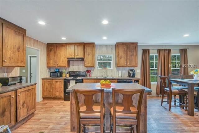 143 Ferebeeville Road, Ridgeland, SC 29936 (MLS #416324) :: Hilton Head Dot Real Estate