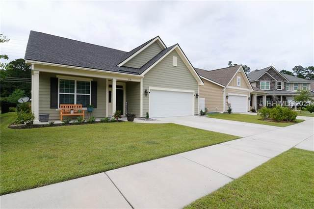 238 Old Post Circle, Bluffton, SC 29910 (MLS #416392) :: Collins Group Realty