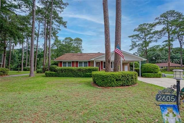 2605 Boyer Street, Beaufort, SC 29902 (MLS #416408) :: Hilton Head Dot Real Estate