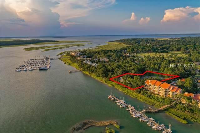 63 Skull Creek Drive #404, Hilton Head Island, SC 29926 (MLS #416430) :: Colleen Sullivan Real Estate Group