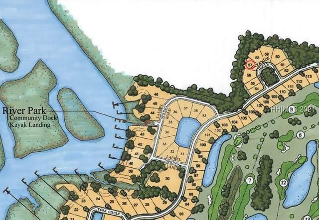 7 Woodside Circle, Okatie, SC 29909 (MLS #416518) :: Hilton Head Real Estate Partners