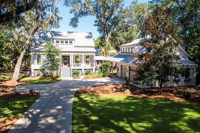 51 Rose Hill Dr, Bluffton, SC 29910 (MLS #416525) :: The Alliance Group Realty