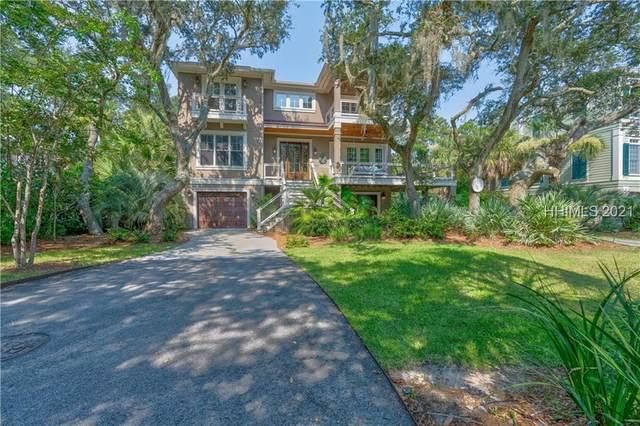 7 Dogwood Lane, Hilton Head Island, SC 29928 (MLS #416542) :: Southern Lifestyle Properties