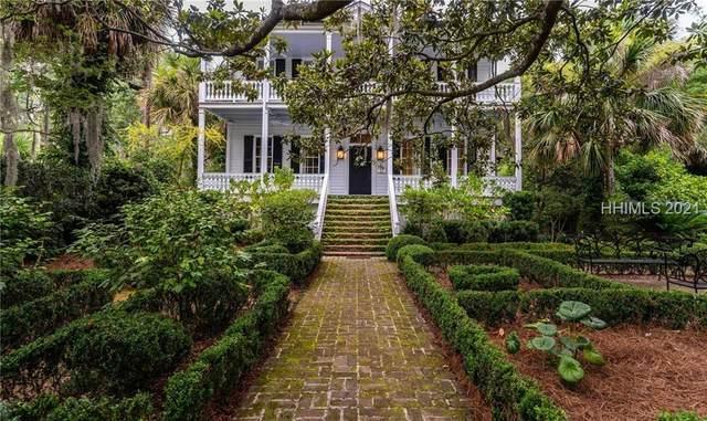 511 Prince Street, Beaufort, SC 29902 (MLS #416557) :: Hilton Head Dot Real Estate