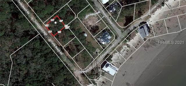 526 Driftwood Cottage Lane, Daufuskie Island, SC 29915 (MLS #416589) :: Hilton Head Dot Real Estate
