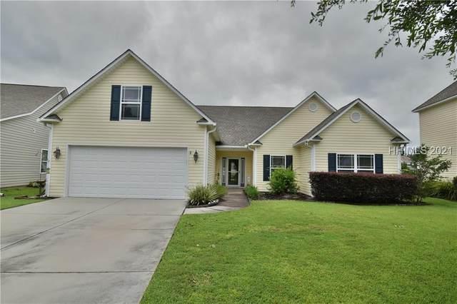 16 Grovewood Drive, Bluffton, SC 29910 (MLS #416623) :: Hilton Head Dot Real Estate