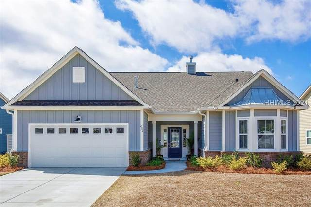296 Station Parkway, Bluffton, SC 29910 (MLS #416624) :: Collins Group Realty