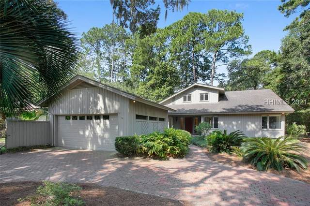 37 Wood Duck Court, Hilton Head Island, SC 29928 (MLS #416633) :: Southern Lifestyle Properties