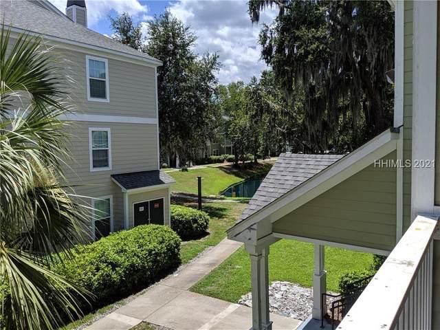 100 Kensington Boulevard #711, Bluffton, SC 29910 (MLS #416656) :: Southern Lifestyle Properties