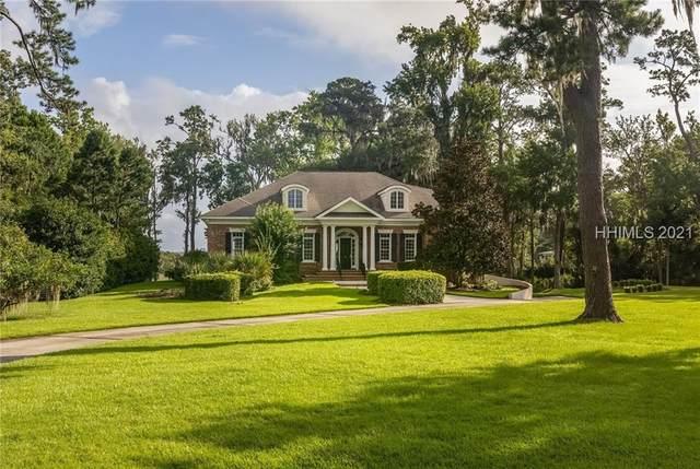 80 Plantation House Drive, Bluffton, SC 29910 (MLS #416657) :: The Sheri Nixon Team
