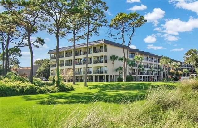 23 S Forest Beach #335, Hilton Head Island, SC 29928 (MLS #416666) :: Hilton Head Dot Real Estate