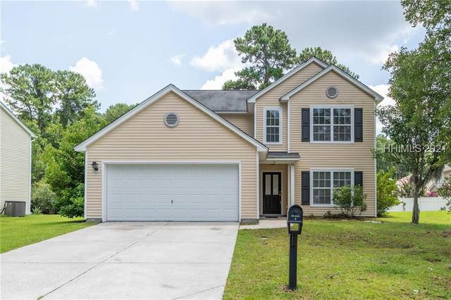 4 Holly Ridge Drive, Bluffton, SC 29910 (MLS #416678) :: Collins Group Realty