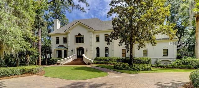 1 Oak Point Landing Road, Hilton Head Island, SC 29928 (MLS #416695) :: Southern Lifestyle Properties