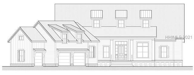 27 Ashley Hall Drive, Bluffton, SC 29910 (MLS #416729) :: Hilton Head Dot Real Estate