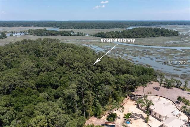 89 Grande Oaks Way, Beaufort, SC 29907 (MLS #416731) :: Southern Lifestyle Properties