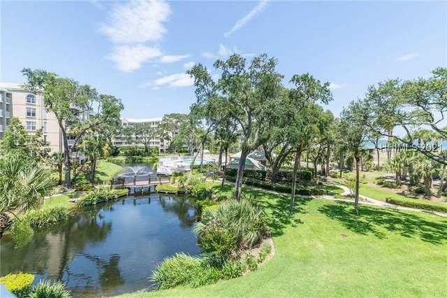 77 Ocean Lane #210, Hilton Head Island, SC 29928 (MLS #416753) :: Hilton Head Dot Real Estate