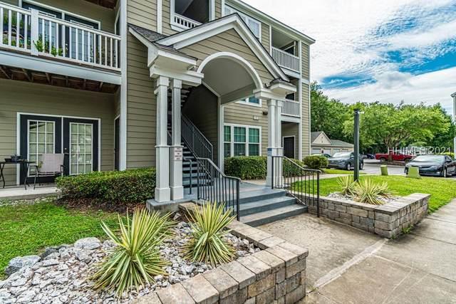 100 Kensington Boulevard #124, Bluffton, SC 29910 (MLS #416755) :: Southern Lifestyle Properties