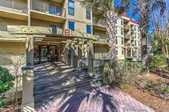 34 S Forest Beach Drive 16B, Hilton Head Island, SC 29928 (MLS #416757) :: The Sheri Nixon Team
