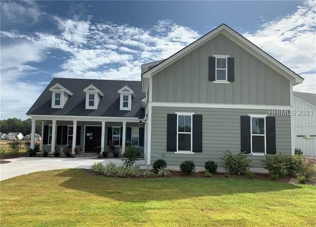 313 Flatwater Drive, Bluffton, SC 29910 (MLS #416760) :: Southern Lifestyle Properties