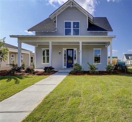 421 Flatwater Drive, Bluffton, SC 29910 (MLS #416771) :: Hilton Head Dot Real Estate