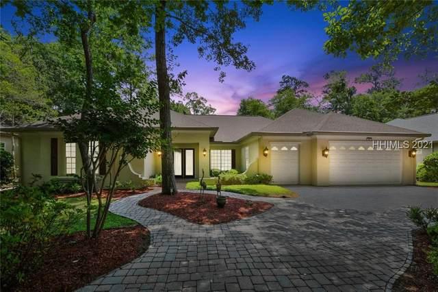 25 Schooner Lane, Bluffton, SC 29909 (MLS #416780) :: Coastal Realty Group