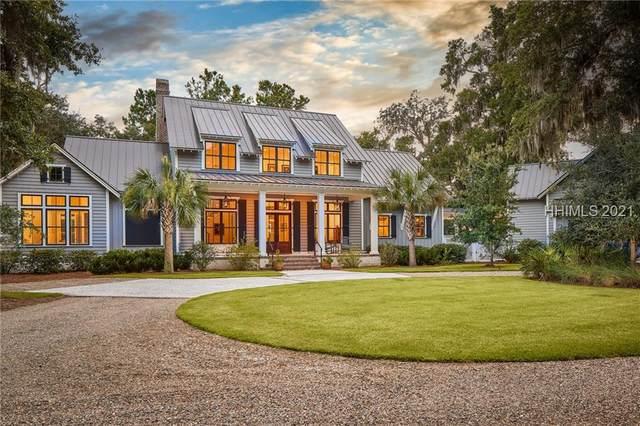 11 Trout Hole Road, Bluffton, SC 29910 (MLS #416806) :: Hilton Head Dot Real Estate