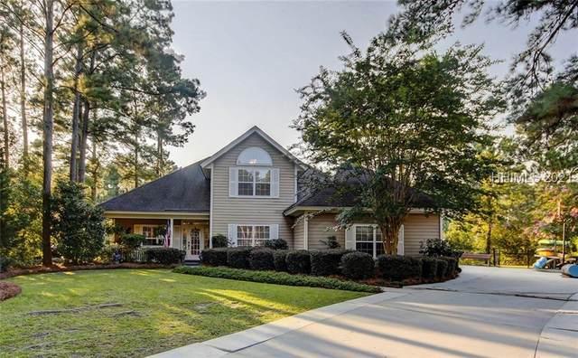 35 Ferebee Court, Bluffton, SC 29910 (MLS #416808) :: Southern Lifestyle Properties
