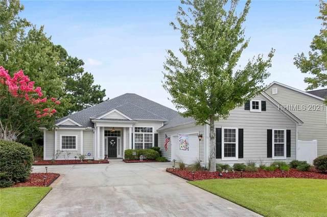182 Blythe Island Drive, Bluffton, SC 29910 (MLS #416822) :: Coastal Realty Group