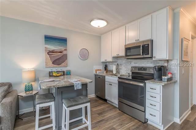 40 Folly Field Road C242, Hilton Head Island, SC 29928 (MLS #416823) :: Hilton Head Dot Real Estate