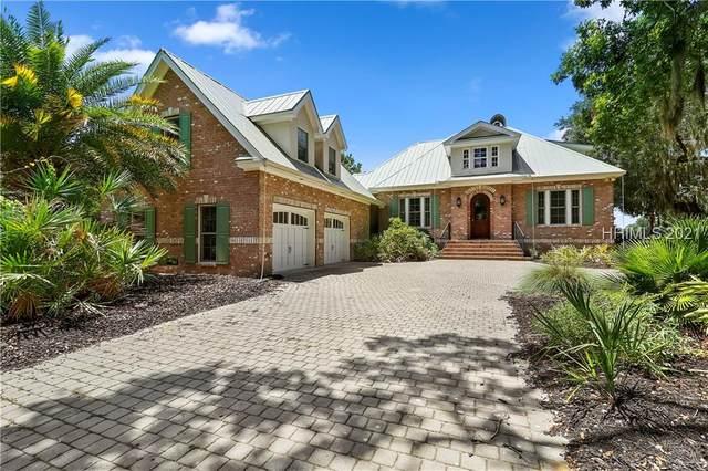 3 Butterfield Lane, Beaufort, SC 29907 (MLS #416825) :: Hilton Head Dot Real Estate
