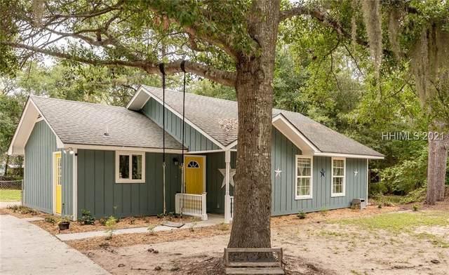 32 Springfield Road, Beaufort, SC 29907 (MLS #416835) :: Hilton Head Dot Real Estate