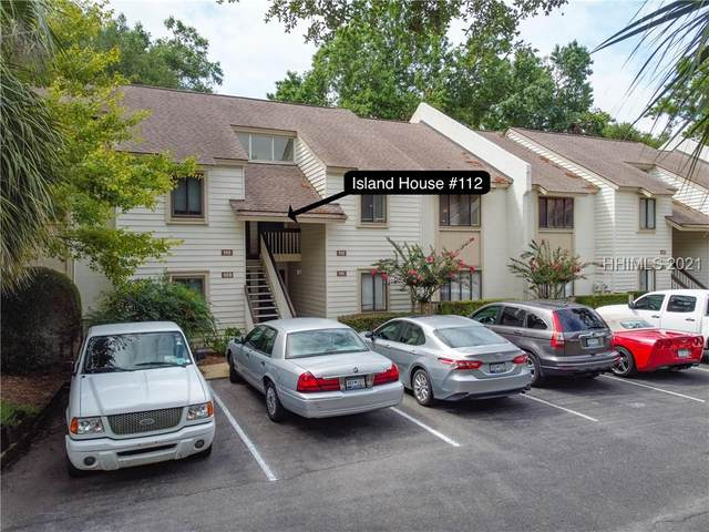 25 Deallyon Avenue #112, Hilton Head Island, SC 29928 (MLS #416840) :: Hilton Head Dot Real Estate
