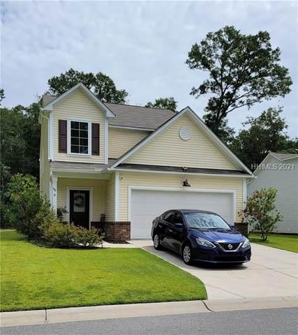 148 Red Northern Oak Way, Bluffton, SC 29910 (MLS #416867) :: Southern Lifestyle Properties
