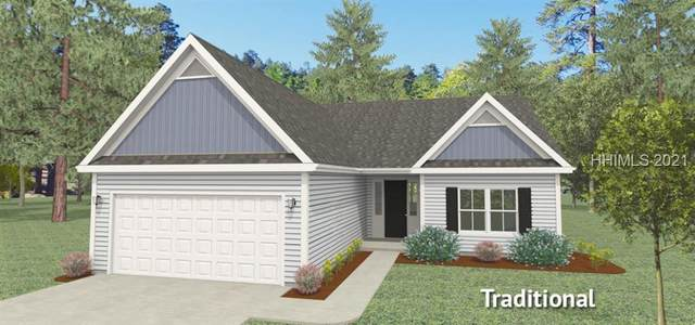 126 Newton Terrace Drive, Hardeeville, SC 29927 (MLS #416875) :: Hilton Head Dot Real Estate