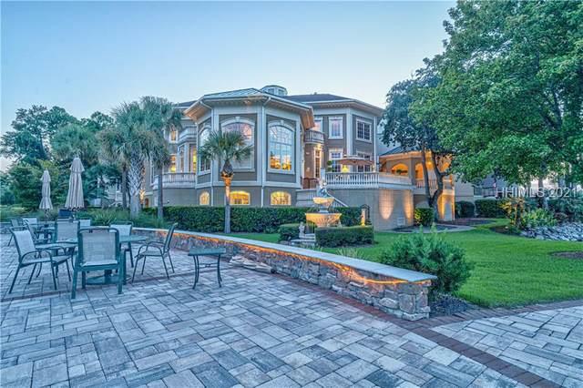 2 Wexford On The Green, Hilton Head Island, SC 29928 (MLS #416896) :: Hilton Head Real Estate Partners