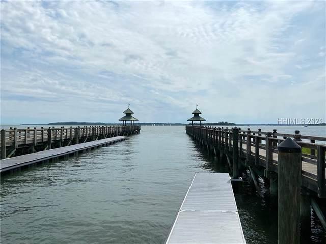 H-114 Wh Marina, Hilton Head Island, SC 29926 (MLS #416899) :: Hilton Head Dot Real Estate