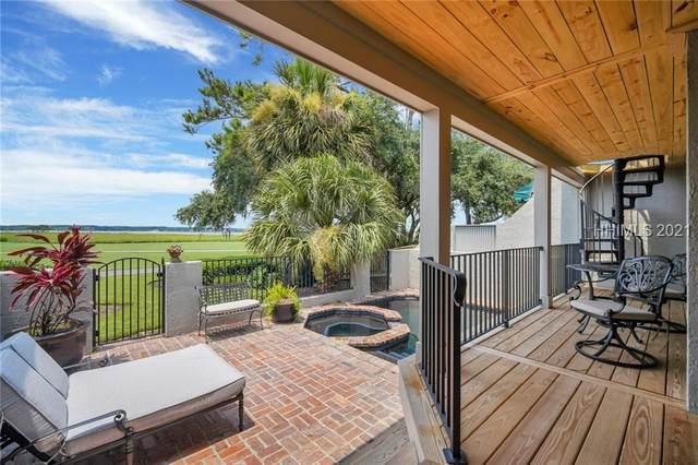 19 Mizzenmast Court, Hilton Head Island, SC 29928 (MLS #416901) :: Collins Group Realty