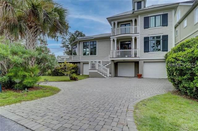 30 Sterling Pointe Drive, Hilton Head Island, SC 29926 (MLS #416922) :: The Etheridge Group