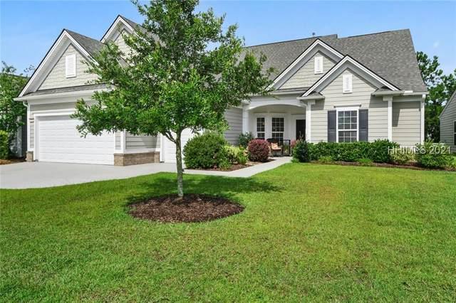 116 Eaglecrest Drive, Bluffton, SC 29909 (MLS #416942) :: Hilton Head Real Estate Partners