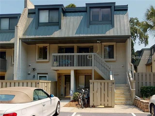 26 S Forest Beach Drive #50, Hilton Head Island, SC 29928 (MLS #416964) :: Hilton Head Dot Real Estate